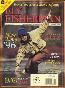 Fly Fisherman Magazine December 1995