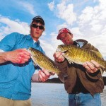 Currier and Jones in Ririe Bass Tourny