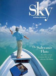 Delta Airlines Sky Magazine