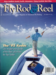 Fly Rod & Reel Magazine, January 1995