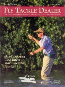 Fly Tackle Dealer Magazine, January 1995