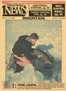 Fishing & Hunting News, March 1994