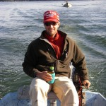 Jackson Wyoming's Jeff Currier, 2nd Place at Bi-anual Bass Tournament