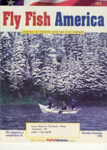 Fly Fish America, Jeff's Photo, December 1996