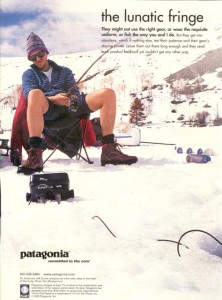 Patagonia Advertisement