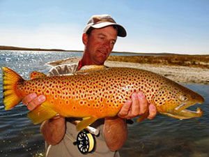 jeff currier yellowstone brown trout