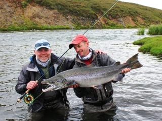 blog-Aug-5-2014-10-jeff-currier-and-ingo-helgason-icelandic-flyfishermen