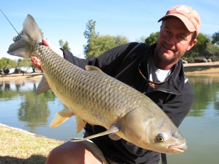 carp fishing in phoenix jeff currier