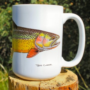 Snake River Cutthroat Coffee Mug