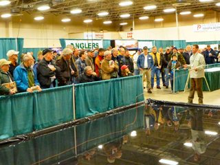 boise fly fishing expo a success - jeff currier, Fly Fishing Bait